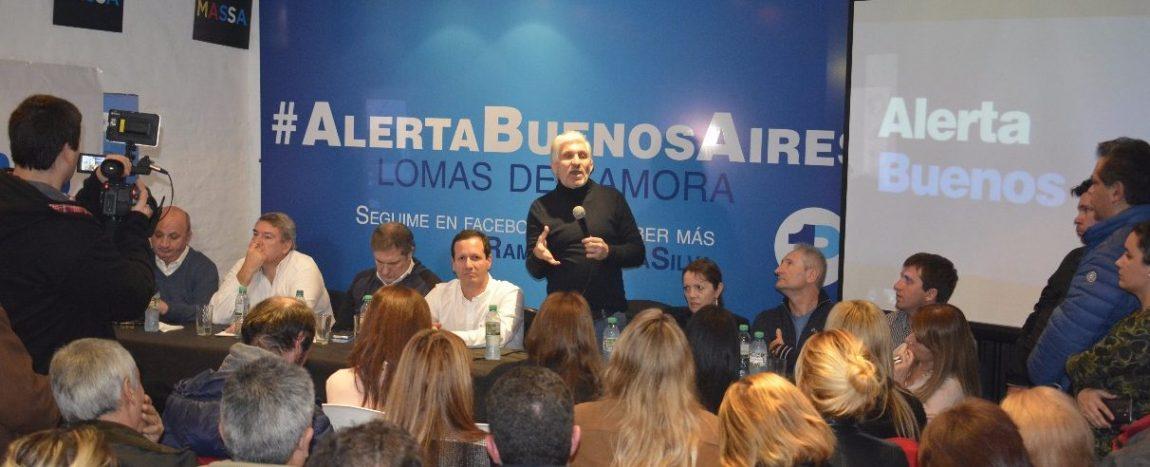 Se presentó «Alerta Buenos Aires» en Lomas de Zamora