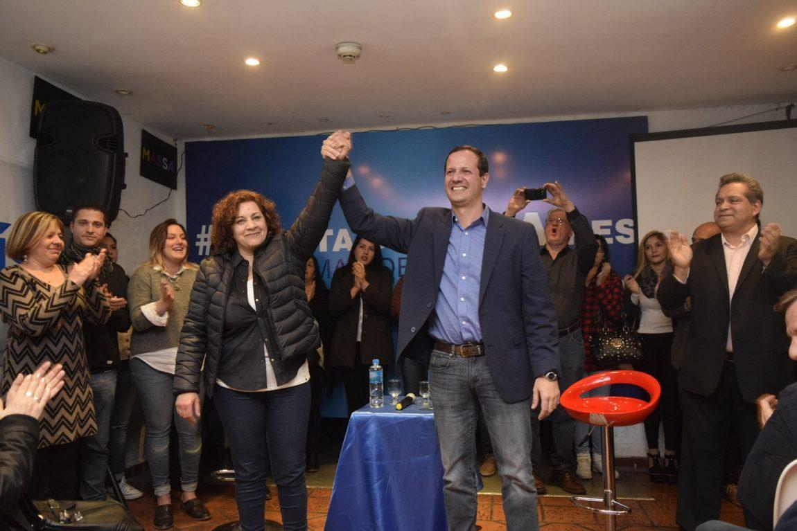 Se presentó la lista de 1País en Lomas de Zamora